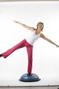 BOSU vypracuje vaše břišní svaly jako žádný jiný přístroj