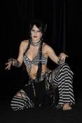 španělská tanečnice Morgana