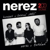 """Na prvním albu najdete unikátní záznam """"mladé"""" skupiny Nerez z roku 1985. Jako druhé album je do 2CD zařazeno trochu zapomenuté album Nerez v Betlémě z roku 1993."""