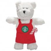 Kolekce výrobků Starbucks: měkoučký barista :-)