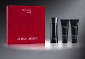 Luxusní vánoční dárkové kazety Giorgio Armani svádí svou elegancí..