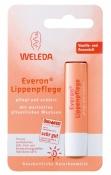 Tyčinka na rty Everon Weleda  – účinná ochrana rtů před nepříznivým počasím s přirozeným UV faktorem 4 - zabraňuje pálení.