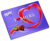 I Love Milka Nut Nougat 120 g