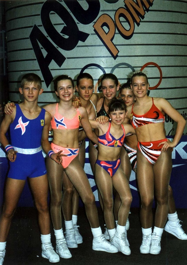 Open Belgian Championship Aerobics and Fitness Teams