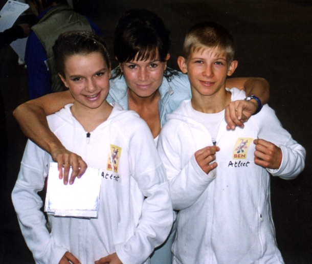 Open Belgian Championship Aerobics and Fitness Teams