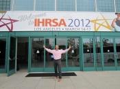 3D FITNESS a největší světová fitness konference IHRSA 2012