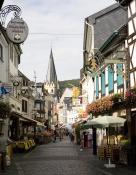 V údolí řeky Áry leží středověké městečko Ahrweiler, které se pyšní několika tisíci let starou vinařskou tradicí.