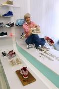 Rolí ambasadorek kolekce Nike Liberty pro ČR se zhostily zpěvačka Tereza Černochová a moderátorka Leny Trčková