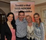 Miss aerobik ČR 2012