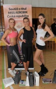 Miss aerobik tour 2012 začalo v Plzni