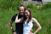 Daniel Komarov a Kateřina Šmejkalová