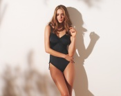 Plavky Bra Expert. Kolekce plavek Fantasie je určena pro seběvědomou ženu, která má náročné požadavky na kvalitu, pohodlí, funkčnost i estetickou stránku. Plavky Fantasie nabízí sofistikované střihy a materiály.