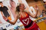 Lucie Tvrdoňová, instruktor skupinových lekcí a výživový poradce