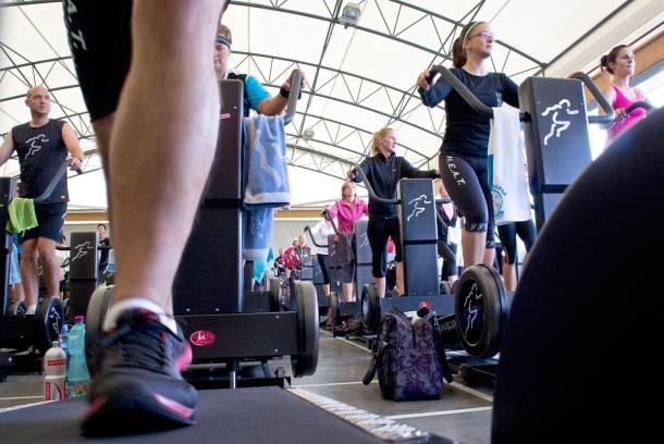 Open Air H.E.A.T. Program Maraton