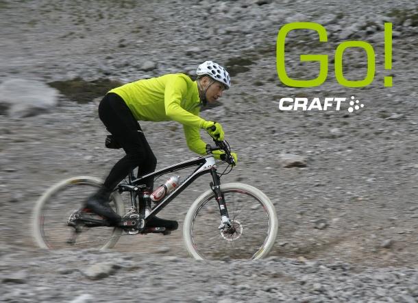 Lukáš Bauer pro CRAFT v nové kampani GO!