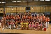 Výprava Fitness Centra Báry a Hanky Šulcové  na letošní MS v Dordrechtu