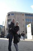 Čuchani a Robert Černý v holandském Dordrechtu