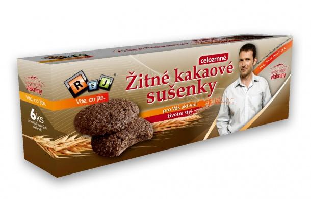 Když víte, co jíte… A když sušenky pomáhají dětem!