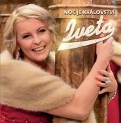 Výběrové album Ivety Bartošové je pojmenované podle jedné z novinek Noc je království