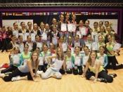 Nejúspěšnější klub aerobiku: Fitness Center Báry a Hanky Šulcové
