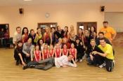Finále Miss aerobik 2012 je za dveřmi