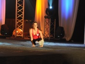 Finále Miss aerobik 2012