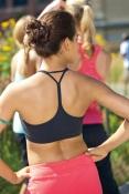 Reebok Yoga: Yoga Short Bra 246886 + Yoga Capri Z50840