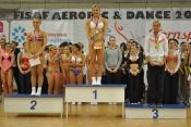 Co je nového v závodní sezoně Českého svazu aerobiku, fitness a tance FISAF.cz?