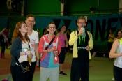 Početná výprava mladých a talentovaných polských instruktorů. Je až neuvěřitelné, jak tahle parta drží pohromadě. Většinu z nich jsme rozhodně neviděli naposled...zatím ještě pod podiem v roli cvičenců, většina z nich ale patří na stage !