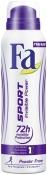 Fa Sport Ultimate Dry - spolehlivá ochrana před pocením a nepříjemným tělesným pachem dokonce až na 96 hodin!
