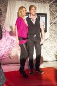Monika Absolonová a David Deyl pro Avon Pochod 2013: Budu tu stát.