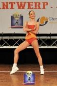 FISAF International European fitness championship 2013