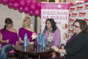 Avon pochod 2013 – Růžová 100% naděje