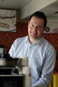 Luboš Martínek, šéfbarista sítě kaváren CrossCafe