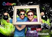 Reebok na Colours of Ostrava