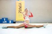 Princezna aerobiku 2012 Tereza Musilová