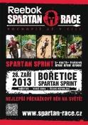SpartanRace SPRINT Bořetice – Kraví hora