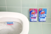 A čistý záchody, to mám rád....