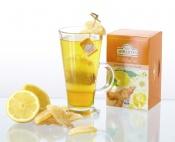 Příjemný podzim s čajem AHMAD TEA