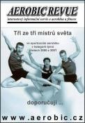 Kalendář Aerobic.cz na rok 2002