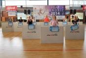 Deset nejlepších a nejúspěšnějších aerobikových klubů za závodní sezonu FISAF.CZ 2013 v soutěži TOP TEN