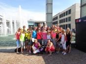 Karolina Jarošová: Rimini wellness festival – fitness ráj v Rimini
