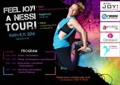 FEEL JOY A NESSI TOUR Kolín - kde a kdy