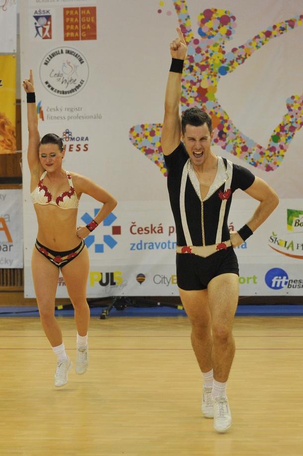 Kateřina Šmejkalová, Brenton Andreoli