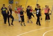Zuzana Ryšavá: Aerobicmania - mezinárodní kongres aerobiku, fitness a Body&mind podzim 2014