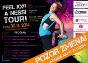 FEEL JOY A NESSI TOUR Praha - kde a kdy
