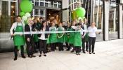 Starbucks otevírá první kavárnu typu office store v České republice, která je začleněna přímo do administrativního centra
