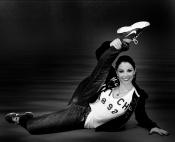 Silvie Brandová věrna aerobiku