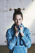 Tara Stiles pro Reebok Yoga Sensation