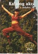 Fotogalerie: Lektoři a instruktoři IFAA v roce 1996